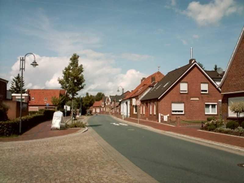 Die Ortschaft: Bingum