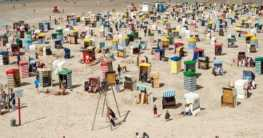 Von Borkums Strand bis zur Greune Stee